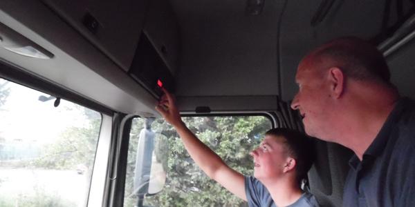 Tachograph Training